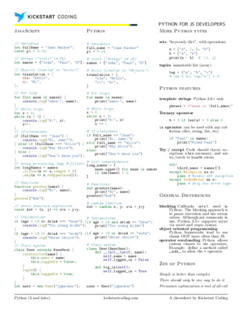 python-for-js-developers PDF thumbnail