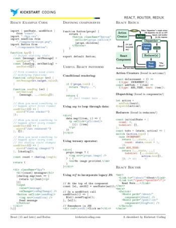 react-redux PDF thumbnail