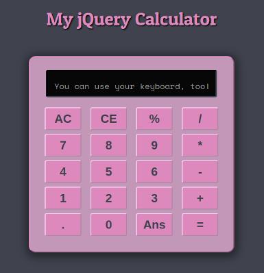 FreeCodeCamp/javascript-calculator at master