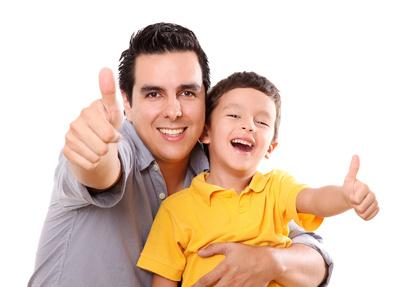 Alleinerziehende Väter - was machen sie anders?
