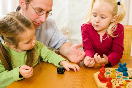 Brett- und Brettspiele für die Kleinen