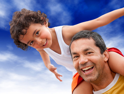 Dinge mit einem Kind machen - wie man etwas macht, ist genauso wichtig wie das, was man tut