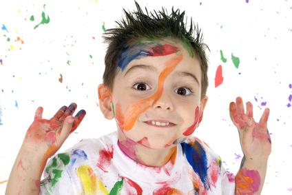 Wie Sie die Kreativität Ihres Kindes fördern können