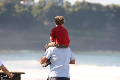 Vater und Kind - Unternehmungen für zwei