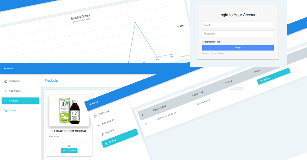 GitHub - kirilkirkov/Ecommerce-CodeIgniter-Bootstrap: Responsive