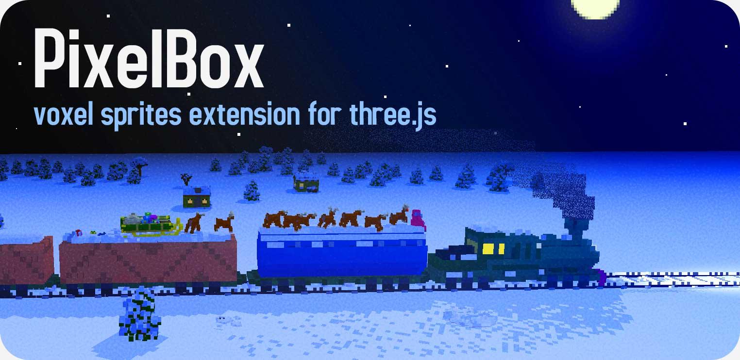 Santa PixelBox