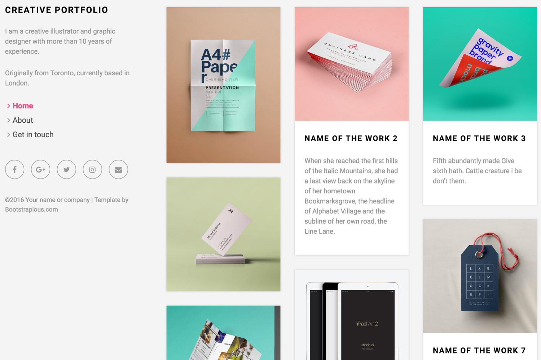 Hugo Creative Portfolio Theme | Hugo Themes