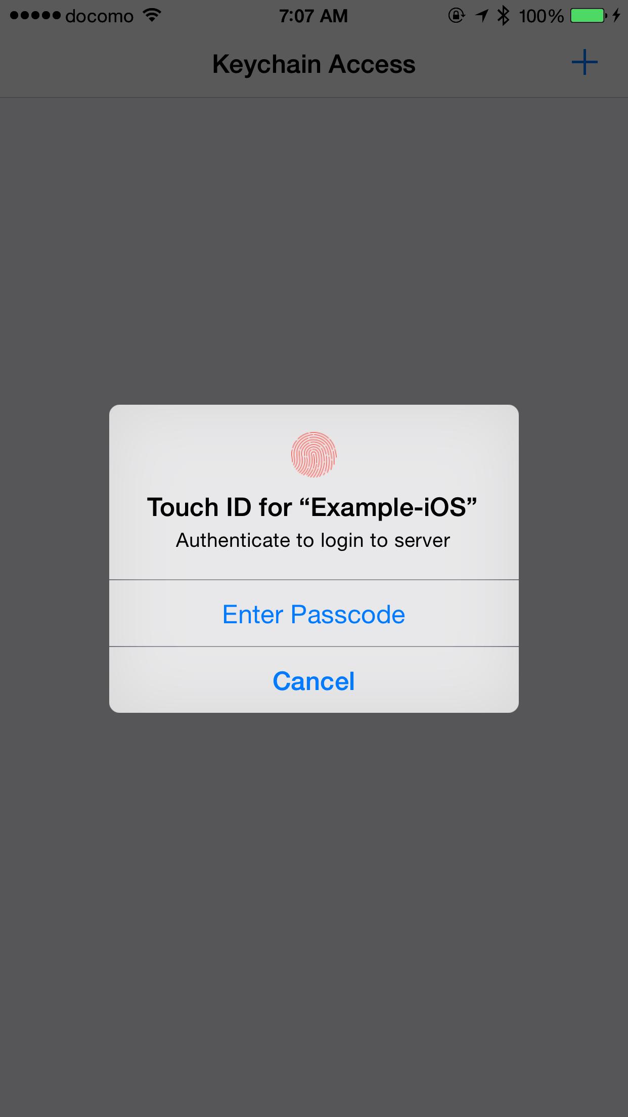 GitHub - kishikawakatsumi/KeychainAccess: Simple Swift