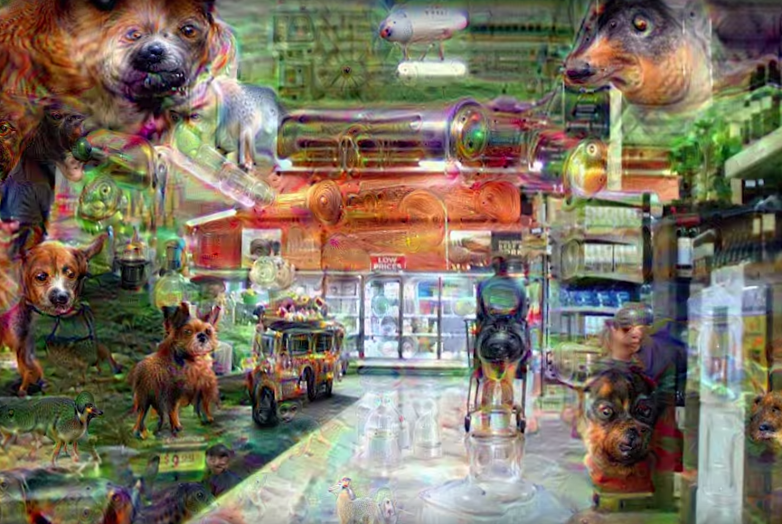 deep dream streaming