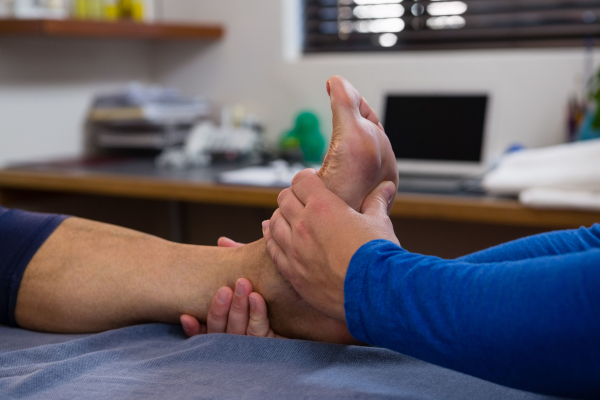 Joint Mobilizations Winnipeg Physiotherapist