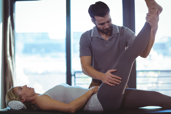 Assisted Stretching Winnipeg Physiotherapist