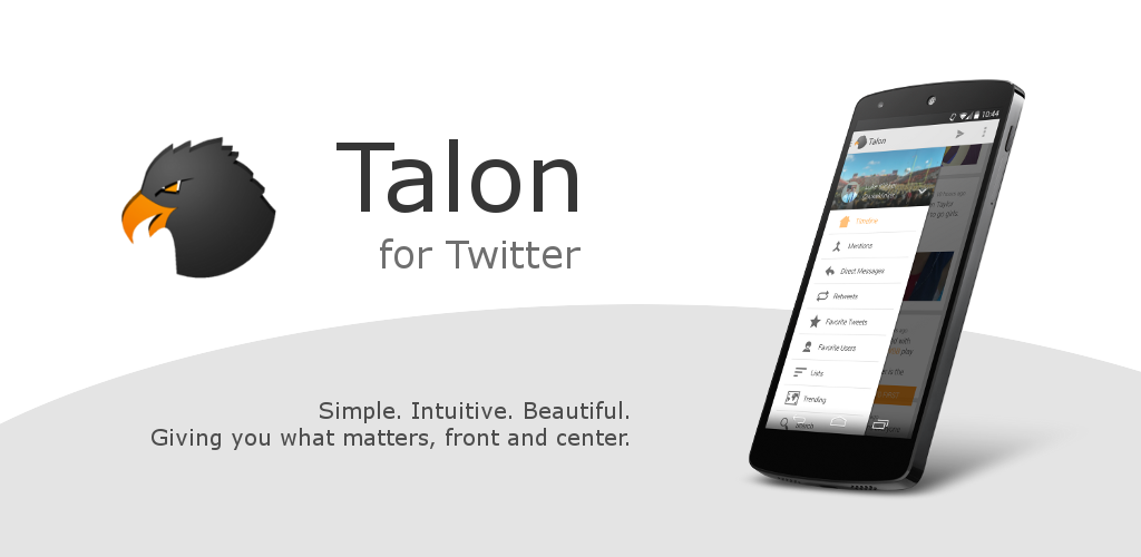 GitHub - klinker24/talon-twitter-holo: [Deprecated] The Holo
