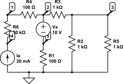 I1V1R6 Circuit Diagram