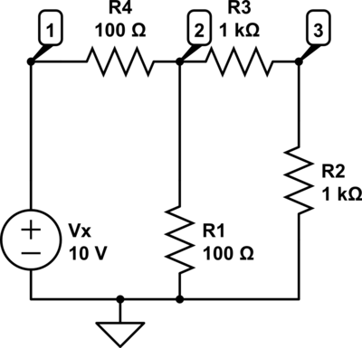 V1R4 Circuit Diagram