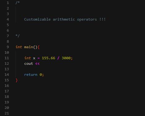 C++ Starting Kit Standard behavior