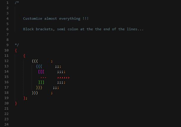 C++ Starting Kit Customize Everything
