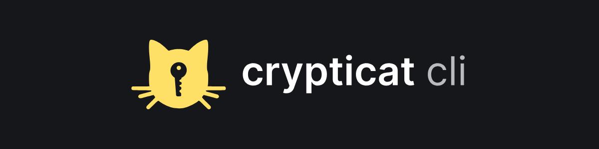 crypticat cli