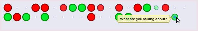 Feedback board screenshot