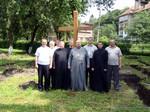 Здесь будет православно-католический храм
