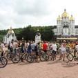 Коломияни вперше взяли участь у велопрощі до Зарваниці
