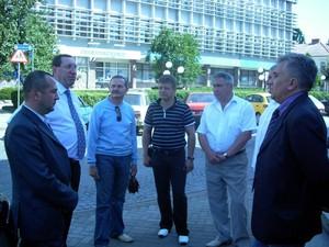 На Коломийщині побувала делегація з Донецької області