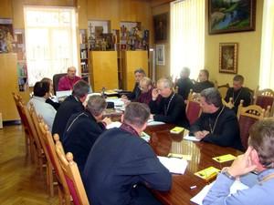 У Коломийсько-Чернівецькій єпархії відбулися деканальні збори