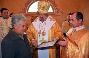 Нова богослужбова каплиця в Стопчатові