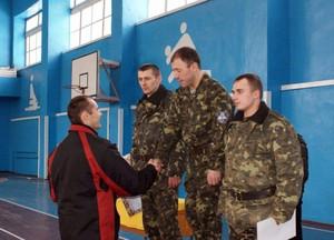 Відбулися змагання з гирьового спорту на першість 13-го армійського корпусу
