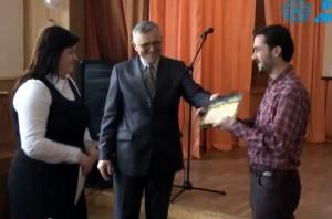 Волонтер Корпусу Миру Шон Вільямс покинув Коломию