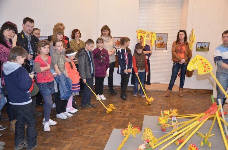 У музеї народного мистецтва відкрили