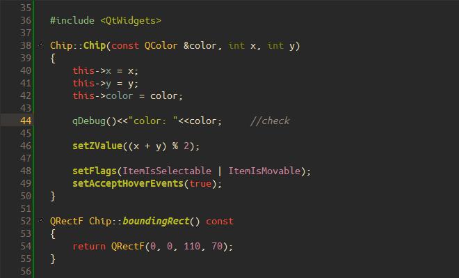GitHub - konchunas/gruvbox-qtcreator: Qt Creator port of morhetz\'s ...