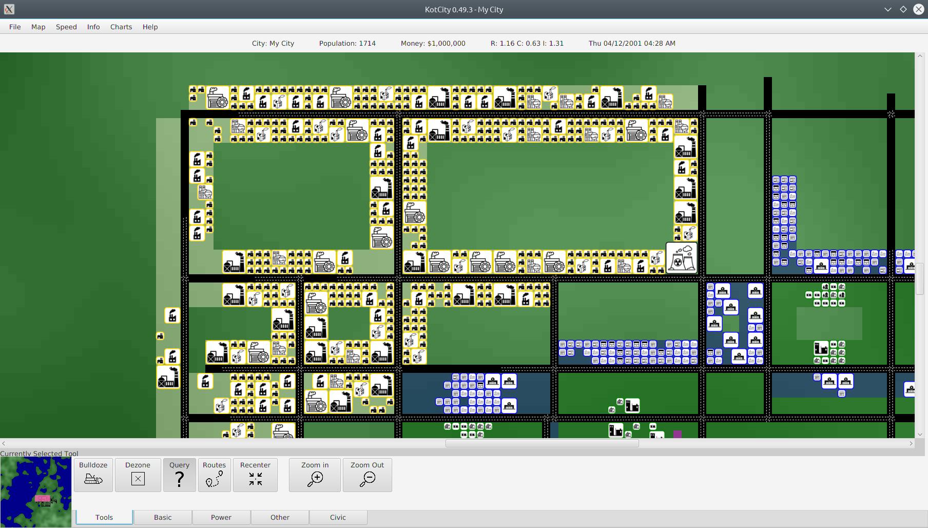 KotCity Screenshot