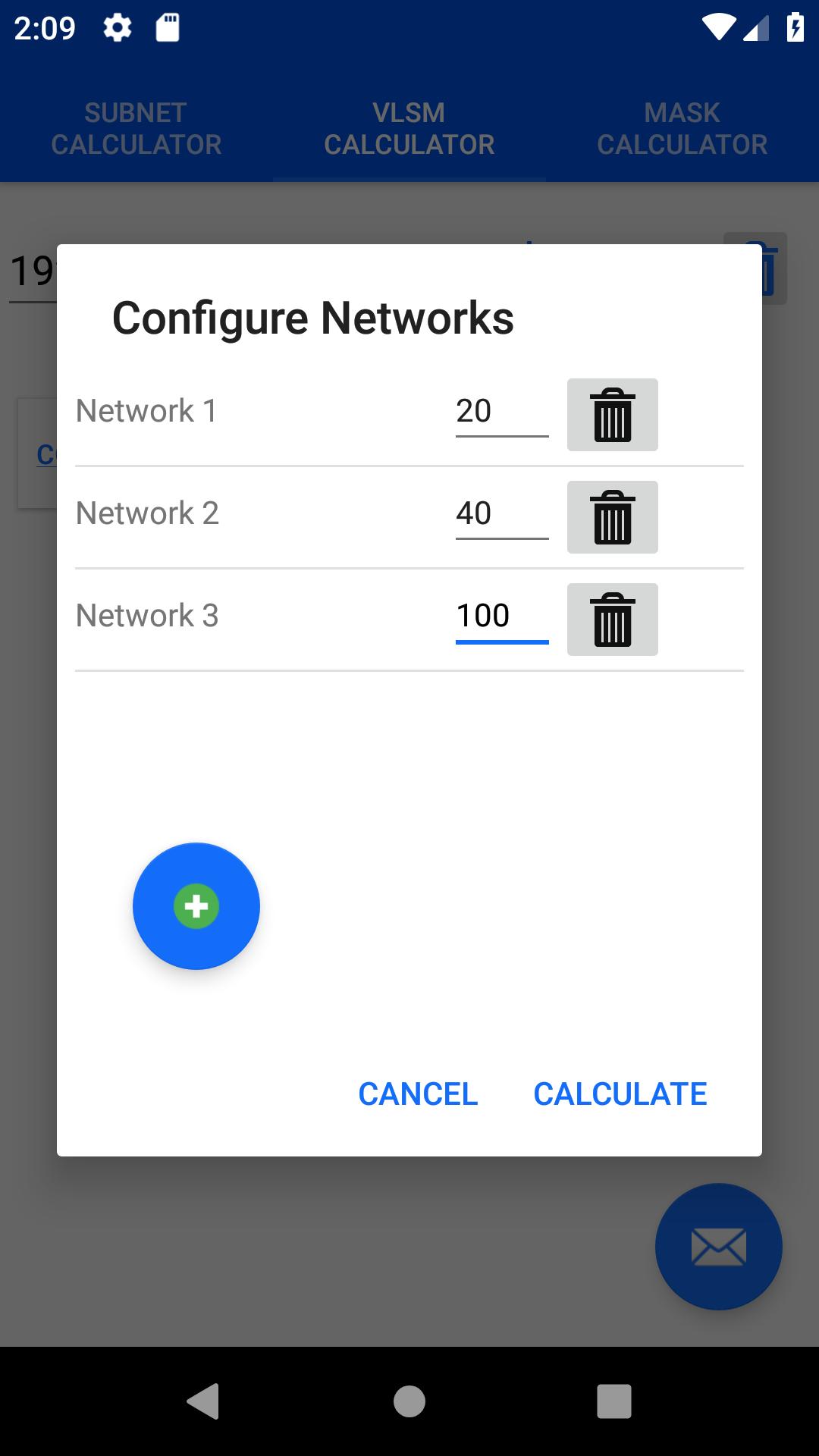 GitHub - kowama/Subnet-Calculator: android, java, networking