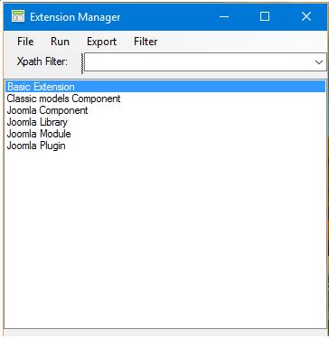 Extension Creator