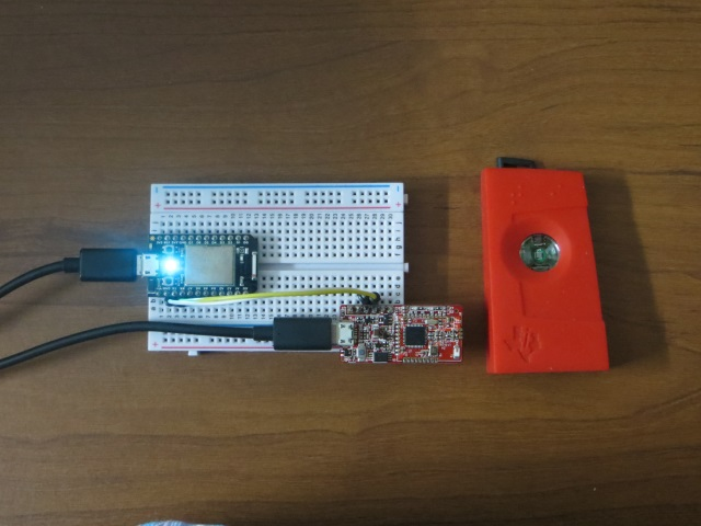 BLE Mini and Spark Core - Project Share - Particle