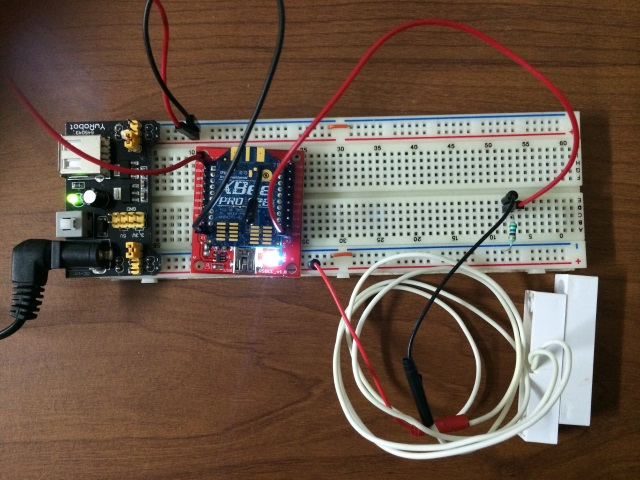 Remote XBee and Door Sensor