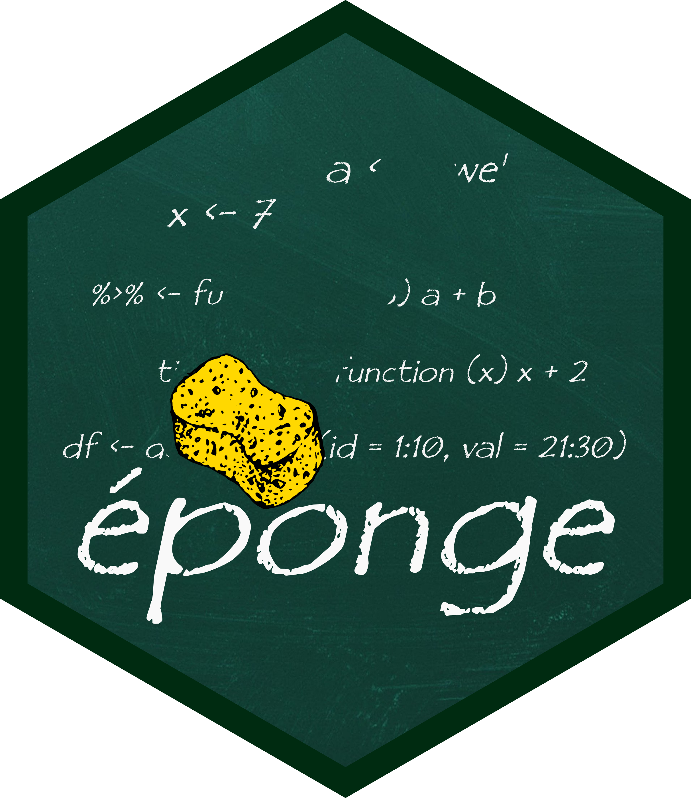 eponge: Keep Your Environment Clean