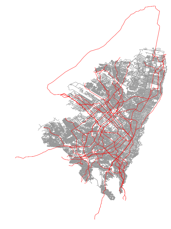 Programmatic Geometry Manipulation to Auto-generate Route Splines