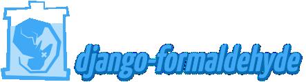 Django Formaldehyde