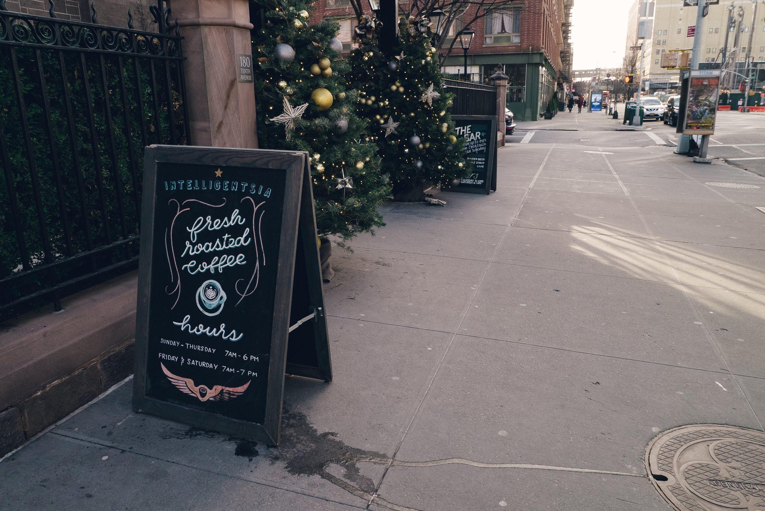 Intelligentsia Coffee Highline Coffeebar