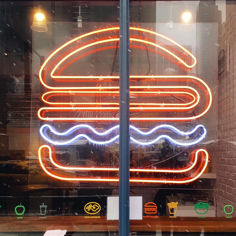 Union Square Burger