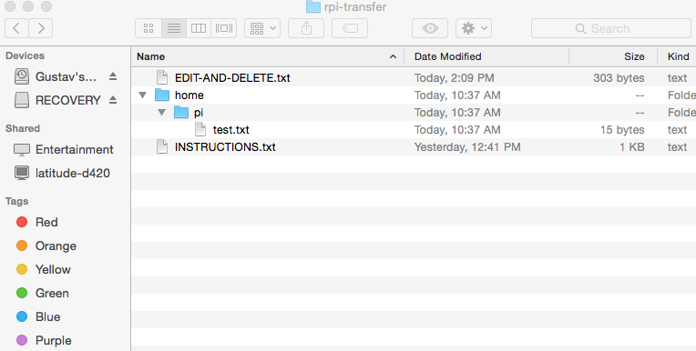 how to delete pictures on mac