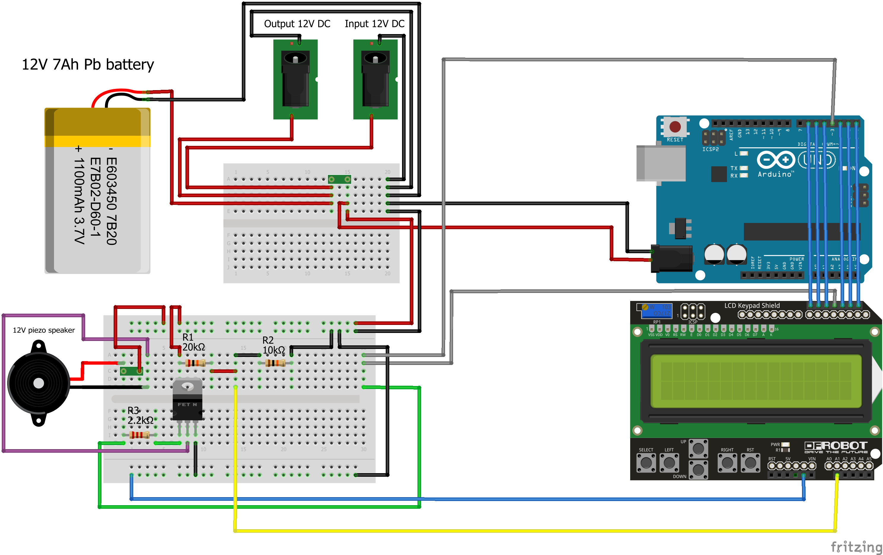Github Kyberdrb Arduino Ups An Made Of Old And Panel Wiring Diagram Power Circuit
