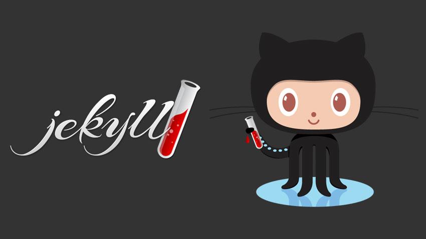 jekyllwithoctocat