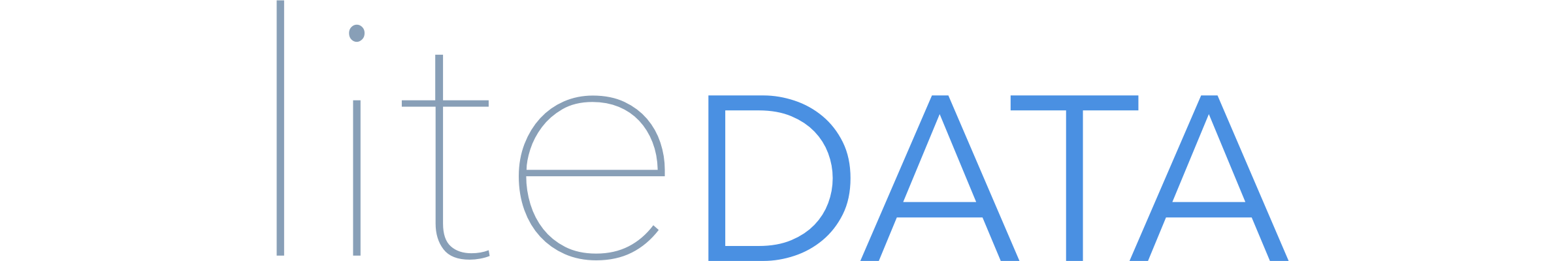 LiteData Logo