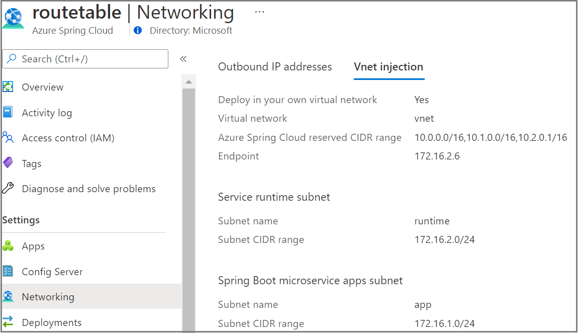 An Azure Spring Cloud Update: Managed Virtual Network and Autoscale are now generally available in Azure Spring Cloud
