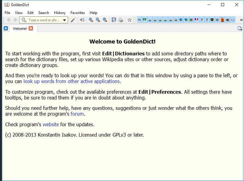 GitHub - kzelda/MyGoldenDict: My personal goldendict