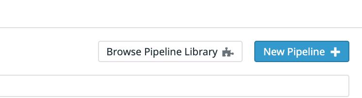 OOTB pipelines