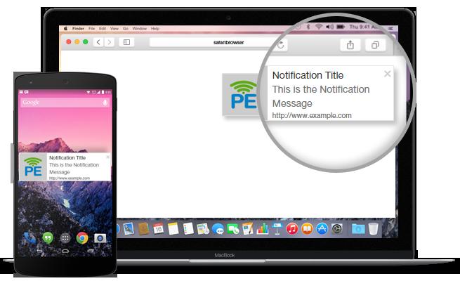 Push notification