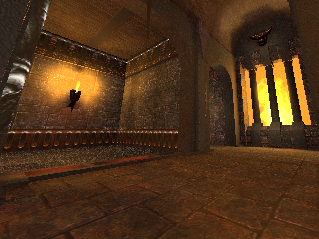 Quake III level viewer